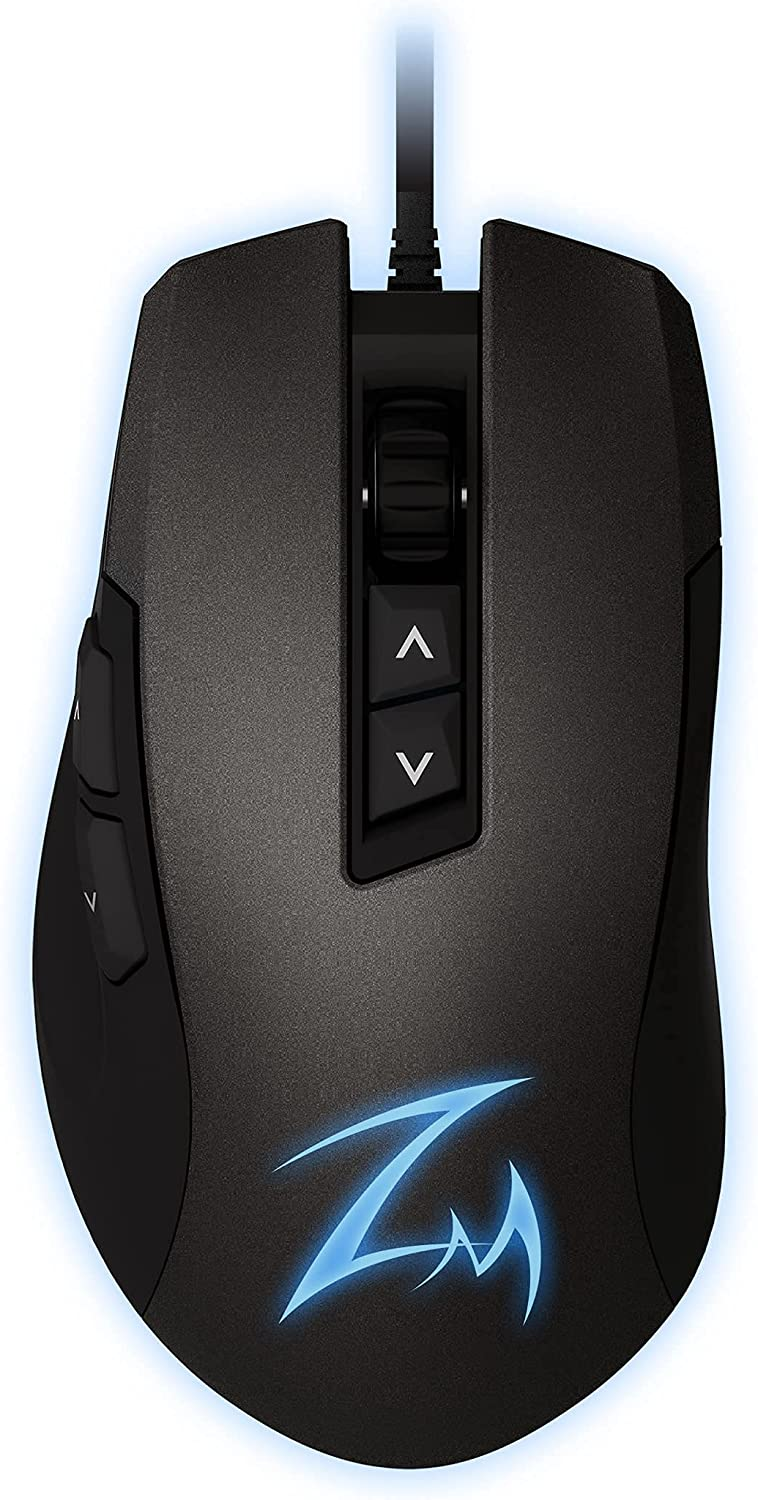 Zalman Gifts Indefinitely GM7 Computer PC Optical P RGB Backlighting Gaming Mouse