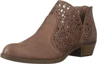 Carlos by Carlos Santana Women's Bridgett Ankle Boot, Dusty Mauve, 8 M US