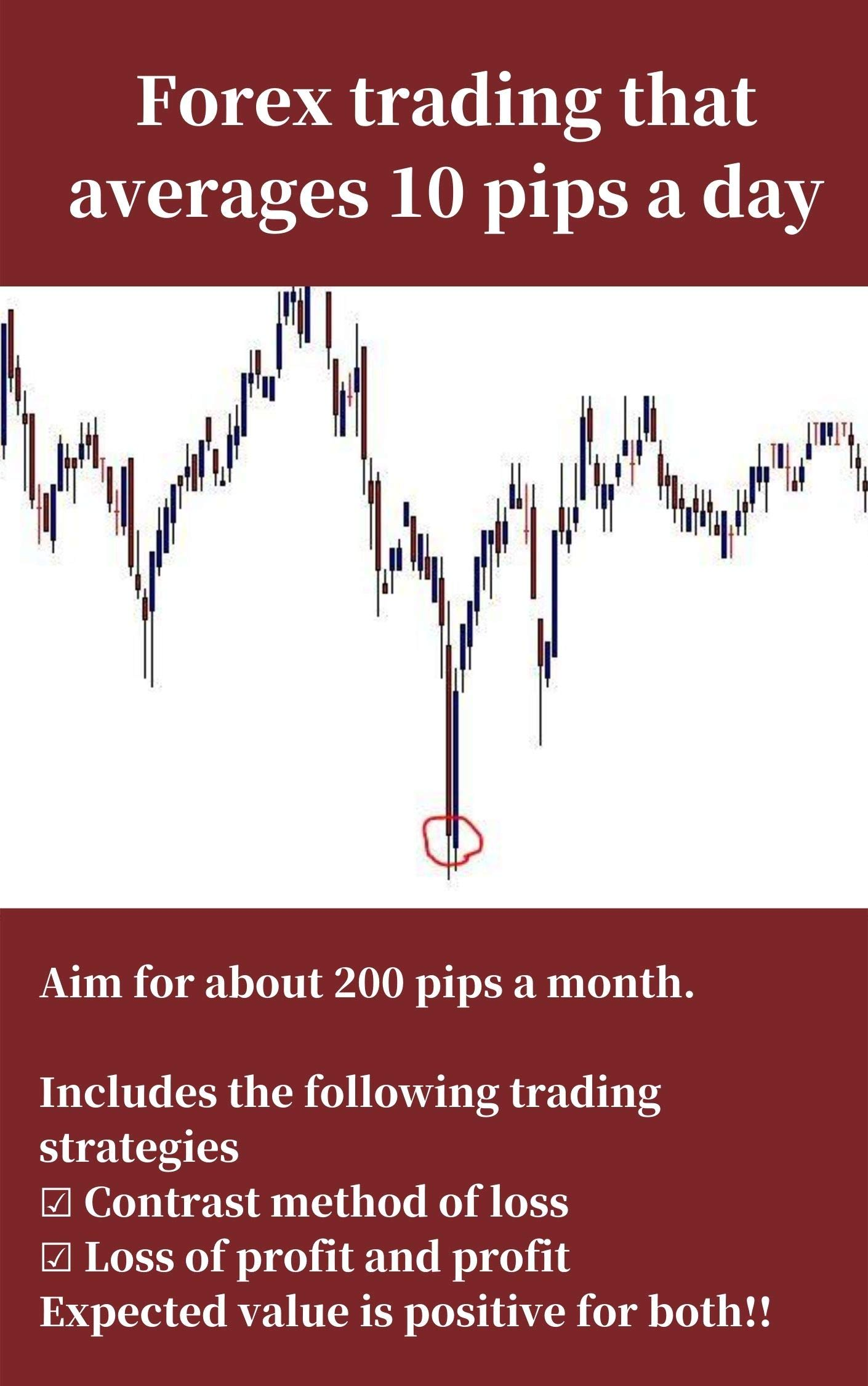 Forex trading that averages 10 pips a day