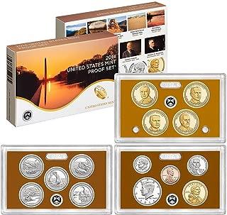 2014 S U.S. Mint Proof Set - 14 Coins - OGP Superb Gem Uncirculated