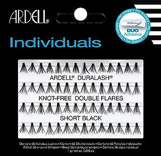 Ardell Double Individuals Short, het origineel (knoopvrij) zwart, 1 stuks (1 x 56 stuks)