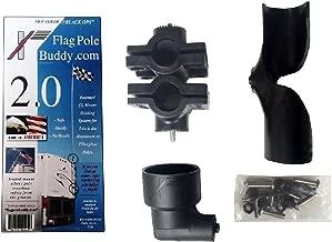 flagpole buddy 2.0 fiberglass pole kit 22