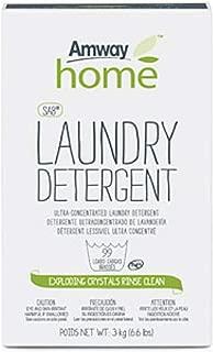amway laundry detergent powder