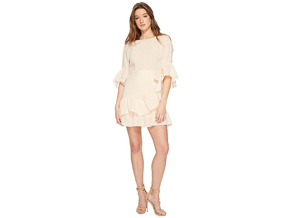 ASTR the Label Suri Dress (Powder Pink) Women