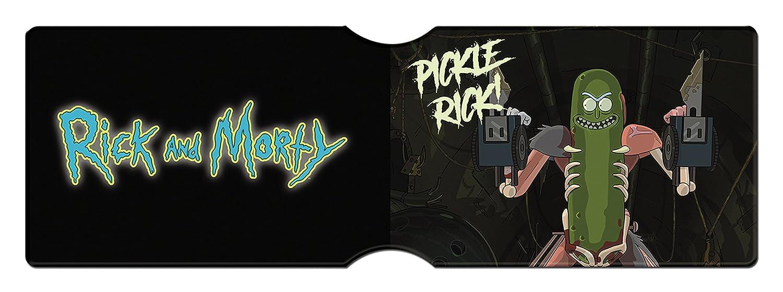 リック アンド モーティー カード ホルダー ピックル リック / Rick And Morty Card Holder Pickle Rick