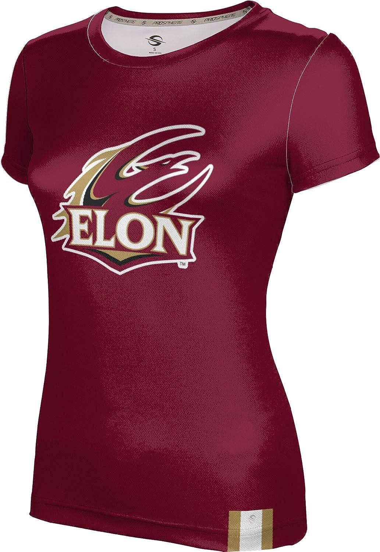 ProSphere Elon University Girls' Performance T-Shirt (Solid)