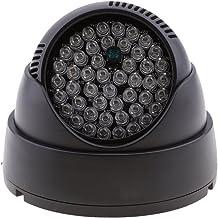 Homyl Infrared Illuminator 48-Led High Power LED IR Array Illuminator IR Lamp Wide Angle for Night Vision CCTV and IP Camera