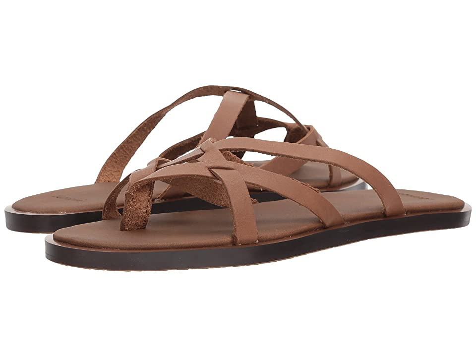 Sanuk Yoga Strappy (Tobacco) Women