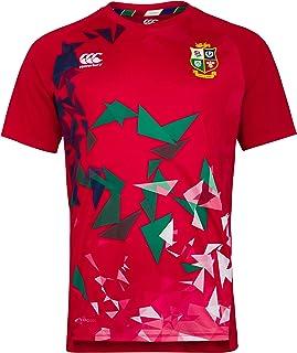 Canterbury Men's British and Irish Lions Rugby Superlight Graphic T-shirt