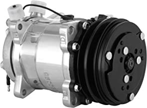Mophorn CO 9285C AC Compressor SD508 Air Conditioning Compressor Car for 1985-1990 Jeep Wrangler and Jeep Cherokee and Jeep Comanche Air Conditioning Compressor (SD508)