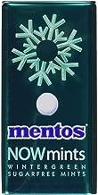 Mentos NOWMint Tin, Wintergreen, 1.09 ounces/50 pieces