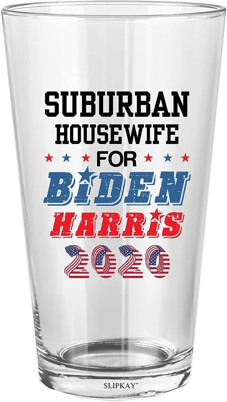 Suburban Housewife Large special price For Biden Harris Anti Glass Trump Pint Oz 16 Ranking TOP6