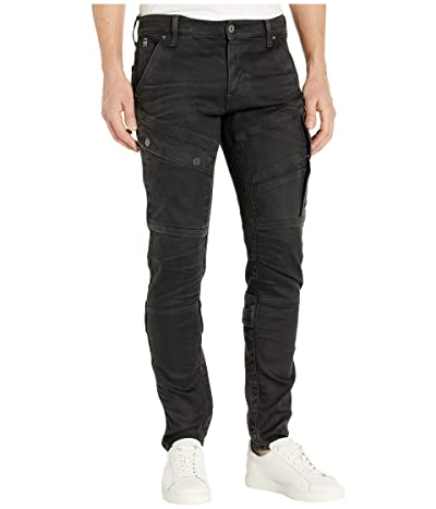 G-Star Airblaze 3-D Skinny Jeans in Worn in Umber Cobler (Worn in Umber Cobler) Men