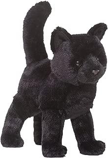 Cuddle Toys 1867 Midnight Black Cat Plush Toy