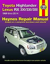 Best lexus rx service manual Reviews