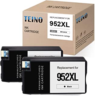 TEINO Remanufactured Ink Cartridges Replacement for HP 952 952XL 952 XL use with HP OfficeJet Pro 8710 8720 7740 8702 8715...