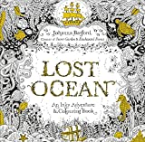 Lost Ocean: An Inky Adventure & Colouring Book - Johanna Basford
