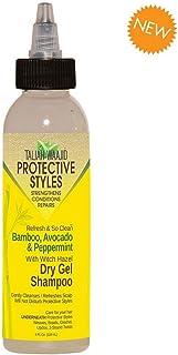 Taliah Waajid Refresh & So Clean Bamboo, Avocado & Peppermint Dry Gel Shampoo 4 oz