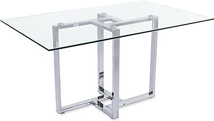 Amazon.es: Mesas Comedor Extensibles - 6 / Muebles: Hogar y ...