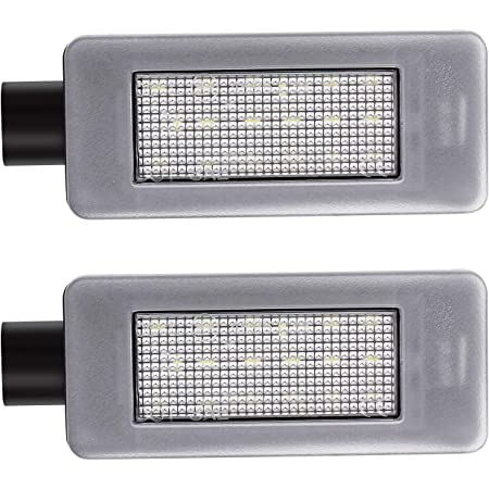Vinstar 2x Led License Plate Light For P 308 Ii Mk2 207 208 Cc 2008 3008 5008 Crossover Canbus Led Auto