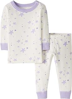 Kids' 2 Piece Long Sleeve Pajama Set