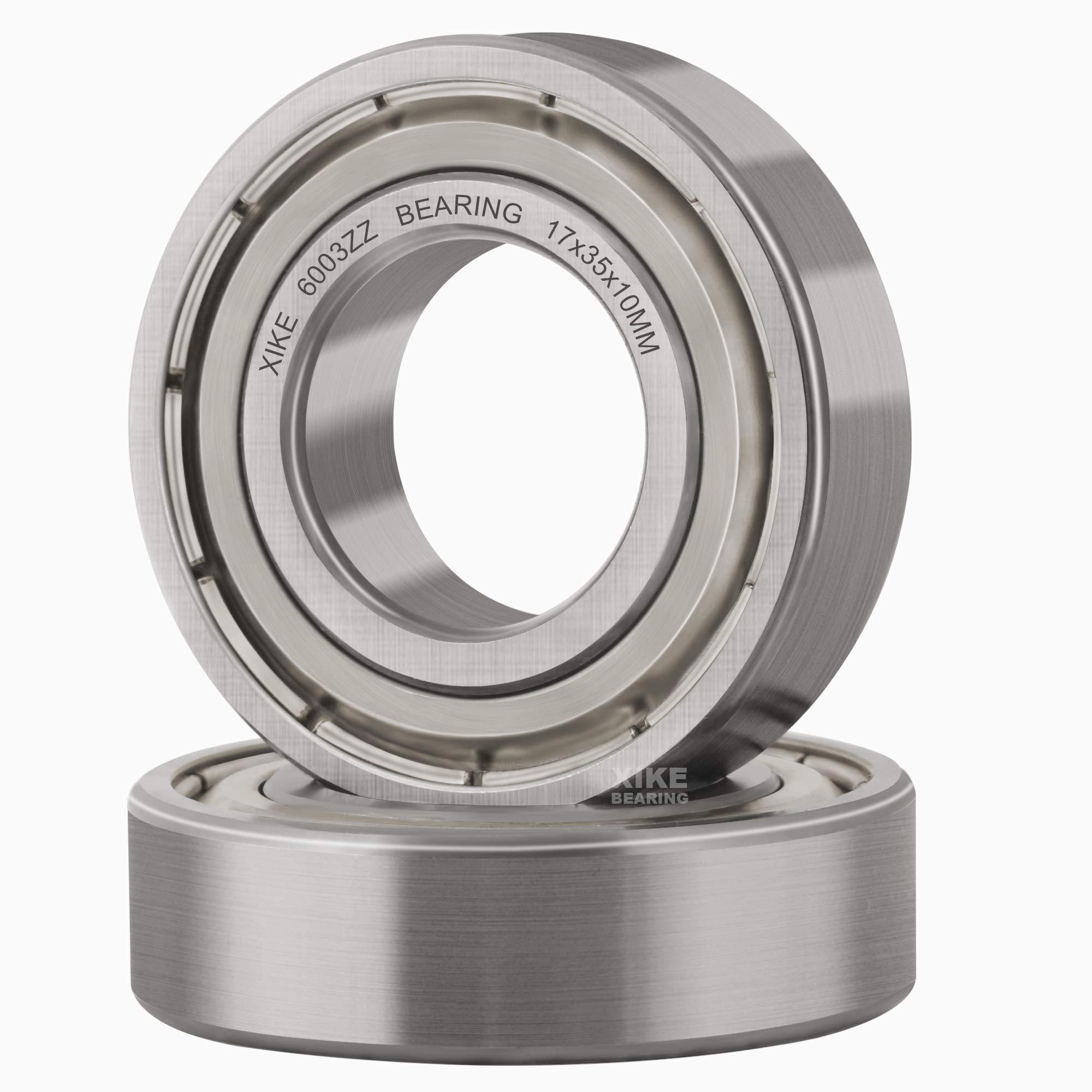 Pack of 10 ABEC 3 Electric Motor Quality C3 fit Deep Grove Ball Bearing Z2V2 6206-ZZ EMQ-Berliss