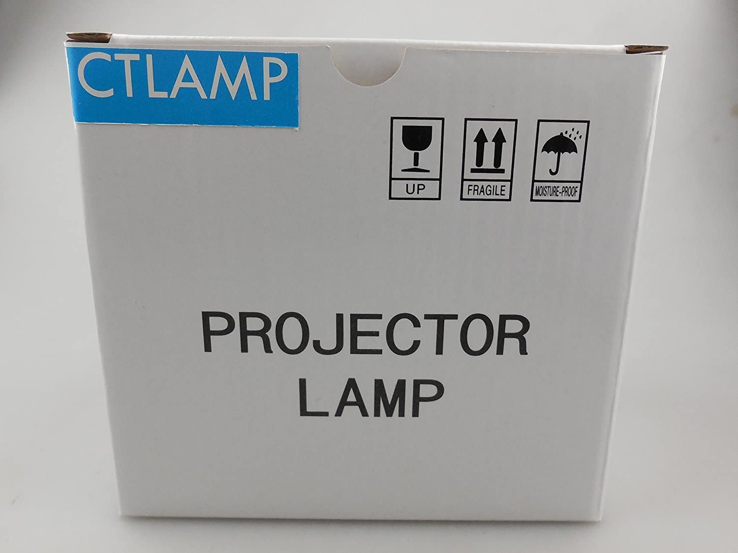 CTLAMP NP43LP Projector Lamp Bulb NP43LP with Housing Compatible with NEC ME301X ME331X ME361X ME401X ME331W ME361W ME401W