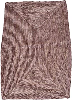 House Doctor Rug Structure, Henna, L: 130 cm, W: 85 cm