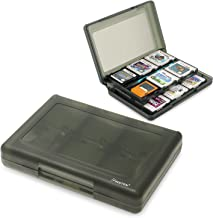 Insten 28-in-1 Game Card Case Compatible with Nintendo NEW 3DS / 3DS / DSi / DSi XL / DSi LL / DS / DS Lite Cartridge Stor...