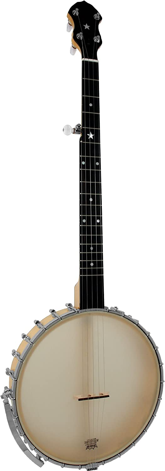 Gold Tone Bob Carlin 5 Now on sale popular BC-350 Banjo Clear Maple Five String