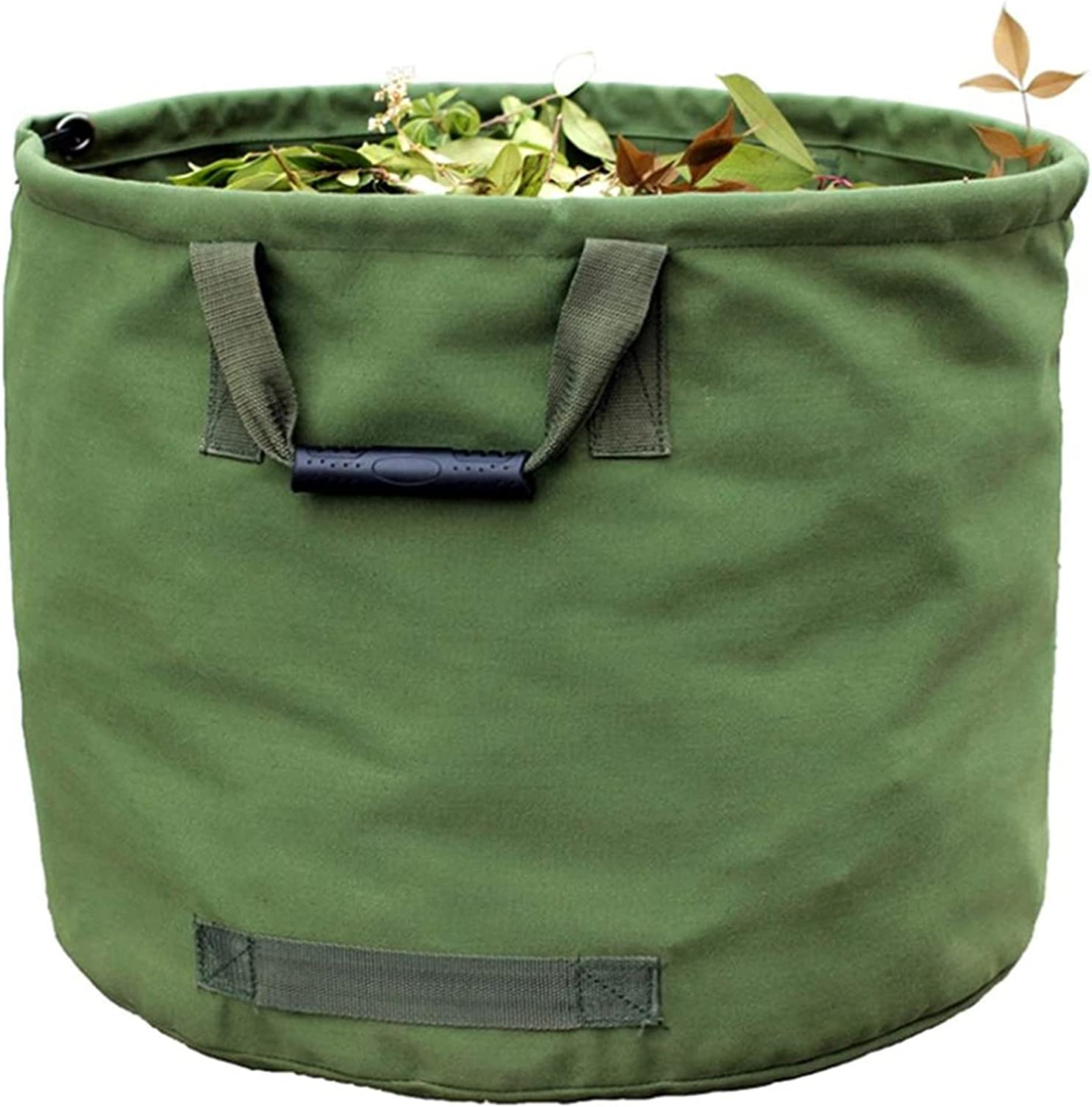 RWEAONT 600D Soldering Miami Mall Waterproof Oxford Cloth Garden Bag Leaf for Storage