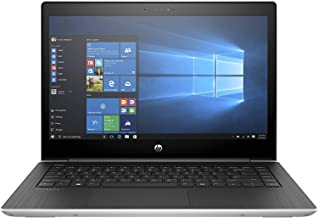 """HP Probook 440 14"""" Full HD FHD (1920x1080) Business Laptop (Intel Core i5-7200U, 8GB DDR4 RAM, 256GB PCIe NVMe M.2 SSD) Fi..."""