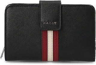 Luxury Fashion | Bally Womens 6219287SEMBRIDGES100 Black Wallet | Season Outlet