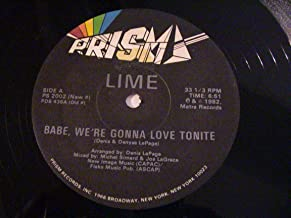 Babe,We're Gonna Love Tonight/You're My Magician(12 inch Single Record/Vinyl)