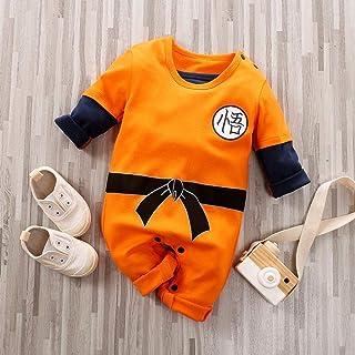 Ropa De Bebé Niño Traje De Impresión Ropa De Mameluco De Recién Nacido Monos De Bebé Pijamas De Bebé