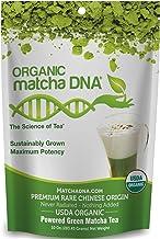 MatchaDNA Organic Matcha Green Tea Powder - 10 oz Pure USDA Certified Organic Culinary Grade Matcha (283 grams)