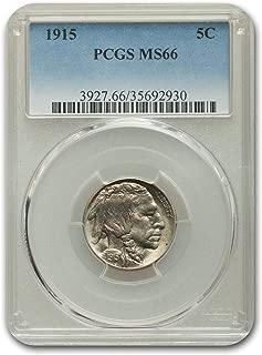 1915 Buffalo Nickel MS-66 PCGS Nickel MS-66 PCGS