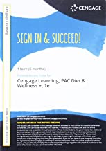 Online Course for Cengage's Diet and Wellness Plus, Online Course,1 term Printed Access Card