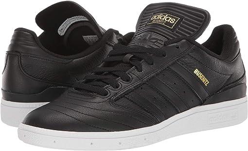 Core Black/Gold Metallic/Footwear White