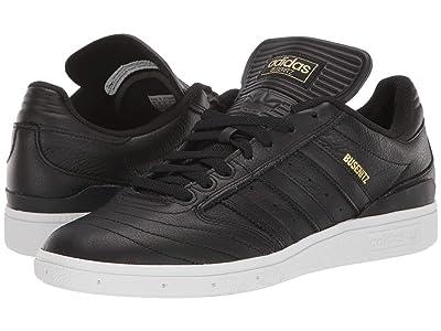 adidas Skateboarding Busenitz (Core Black/Gold Metallic/Footwear White) Men