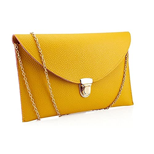 Amaze Fashion Women Handbag Shoulder Bags Envelope Clutch Crossbody Satchel Purse  Tote Messenger Leather Lady Bag 9d52308ff3