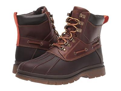 Sperry Watertown Duck Boot (Brown/Tan) Men