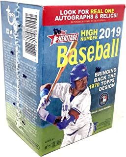 Best topps heritage high number Reviews