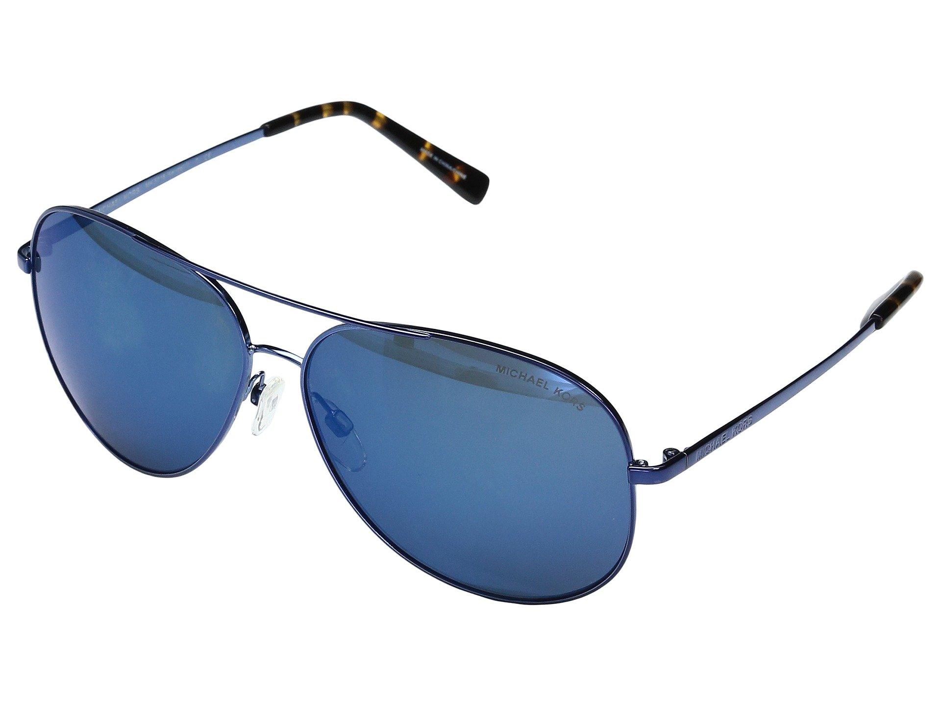 0cc25076f211c Michael Kors Kendall Mk5016 60Mm In Navy Dark Blue Mirror Blue ...