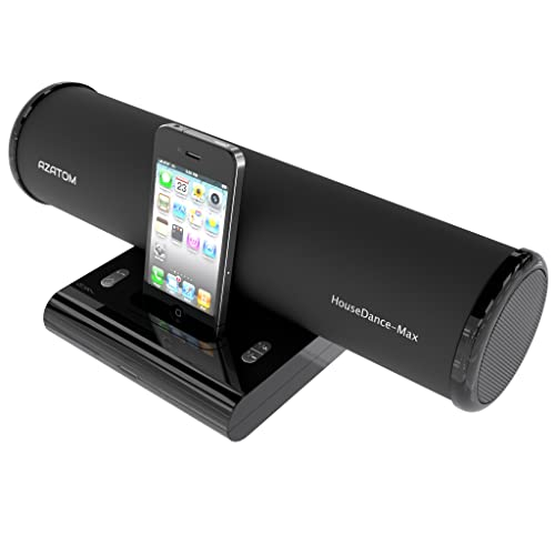 newest collection 86de9 bc997 iPhone Docking Station with Speaker: Amazon.co.uk