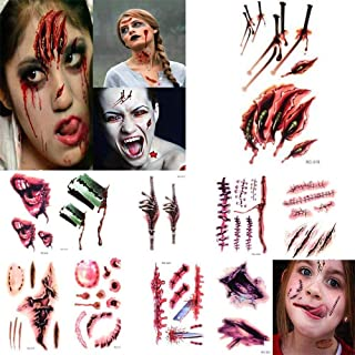 Best zombie halloween makeup Reviews