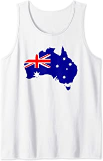 2019 Australia Cricket Jersey Tank Top