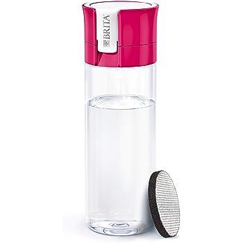 BRITA Vital Botella de Agua Filtrada de 0,6 L con 1 Filtro ...