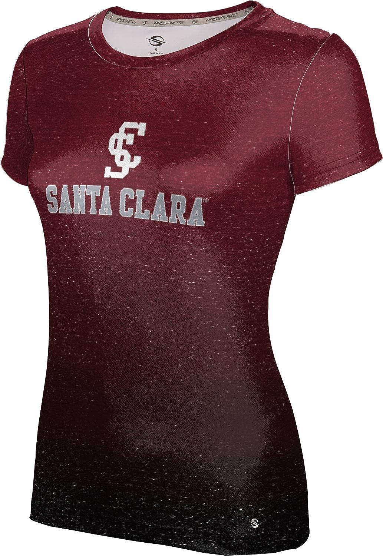 ProSphere Santa Clara University Girls' Performance T-Shirt (Ombre)