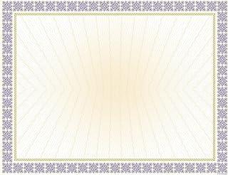 优质纸张! 21.59 厘米 x 27.94 厘米,15 件装 紫色